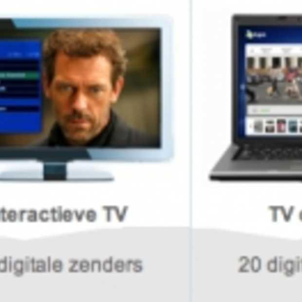 Interactieve TV Online, TV kijken op je iPad voor KPN aansluitingen