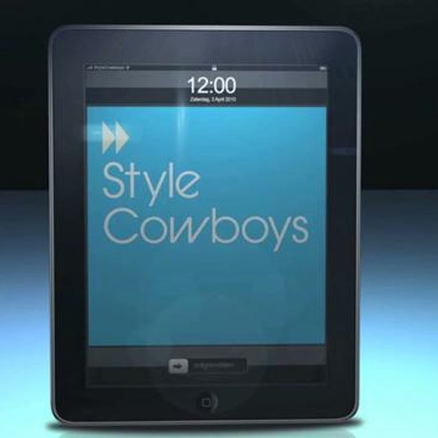 iPadTweetUp by StyleCowboys