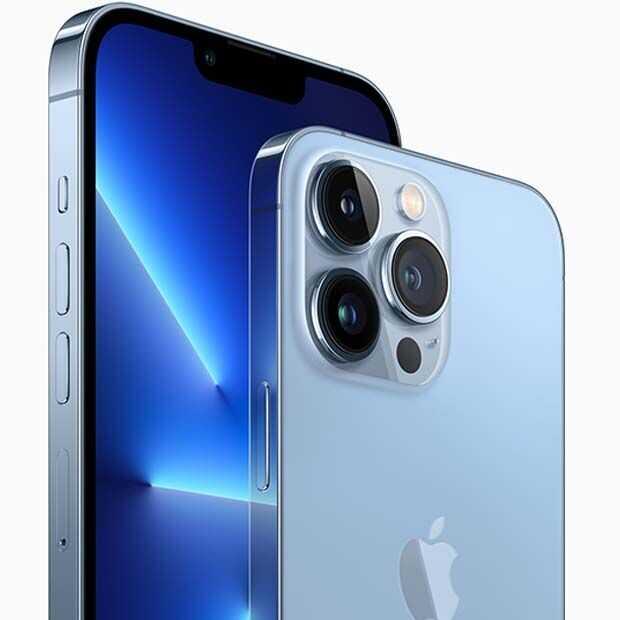 Bekijk hier de specs van de nieuwe iPhone 13