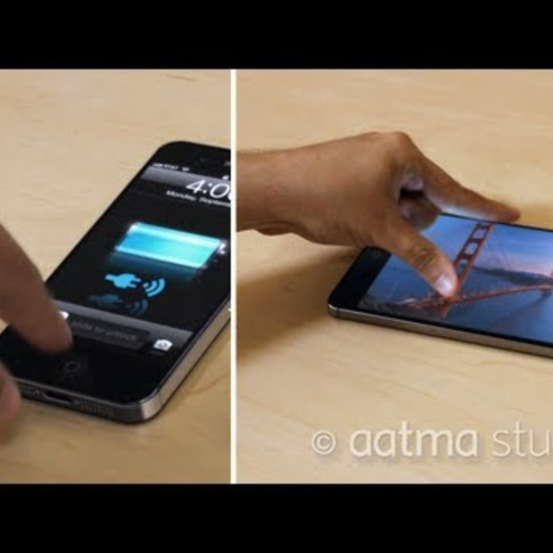 iPhone 5 New Concept Features