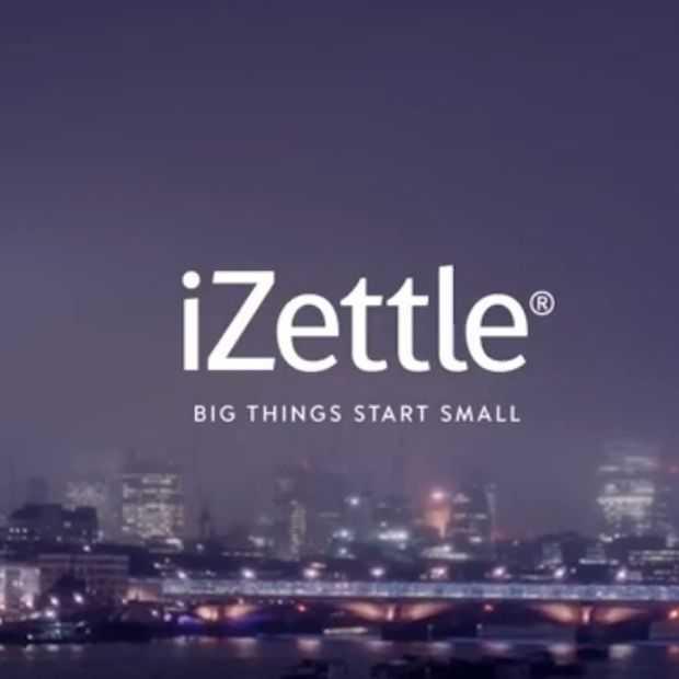 Ondernemen kan makkelijker met iZettle