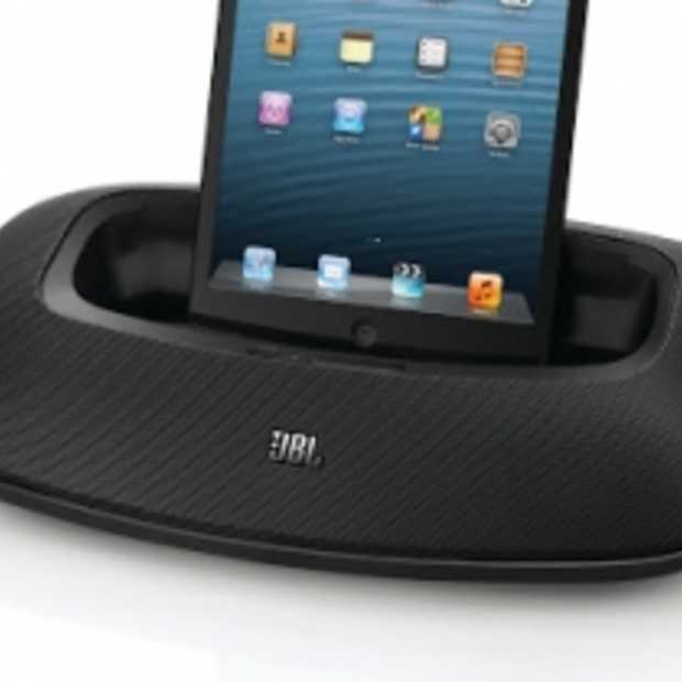 JBL speaker dock voor Apple Lightning-connector
