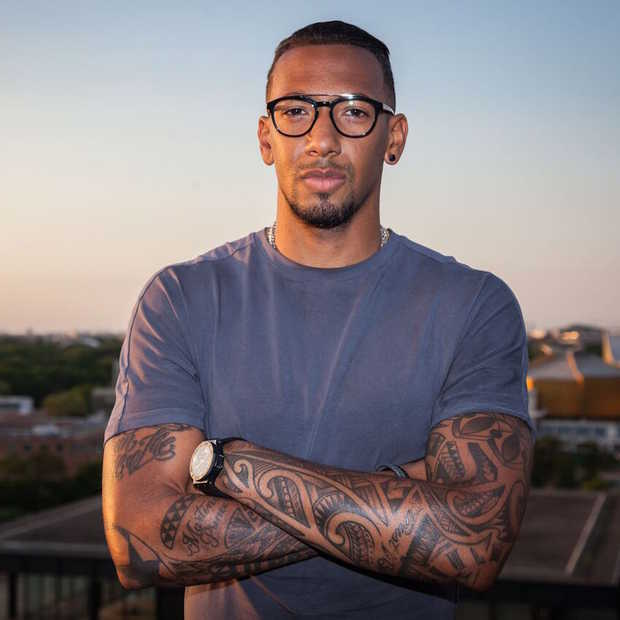 JB by Jerome Boateng: stijlvolle eyewear collectie