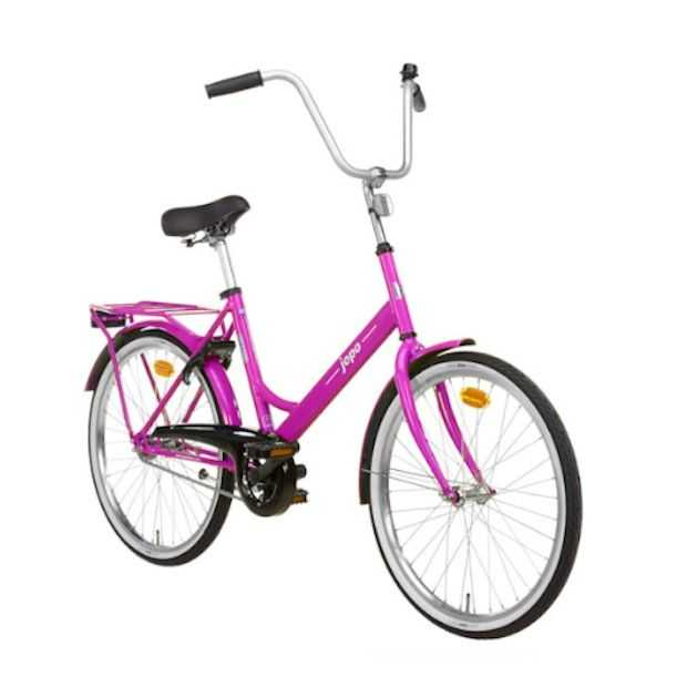Jopo fietsen komen Nederland kleur geven!
