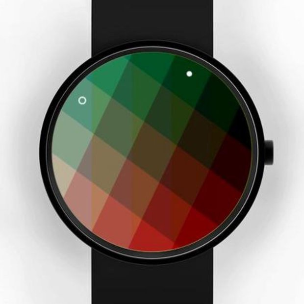 Kaleidoscope Watch