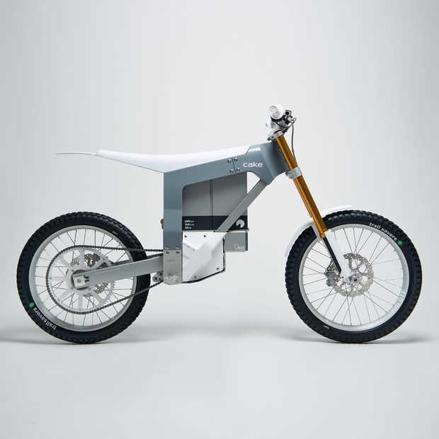 Elektrisch scheuren in stijl met de KALK motor