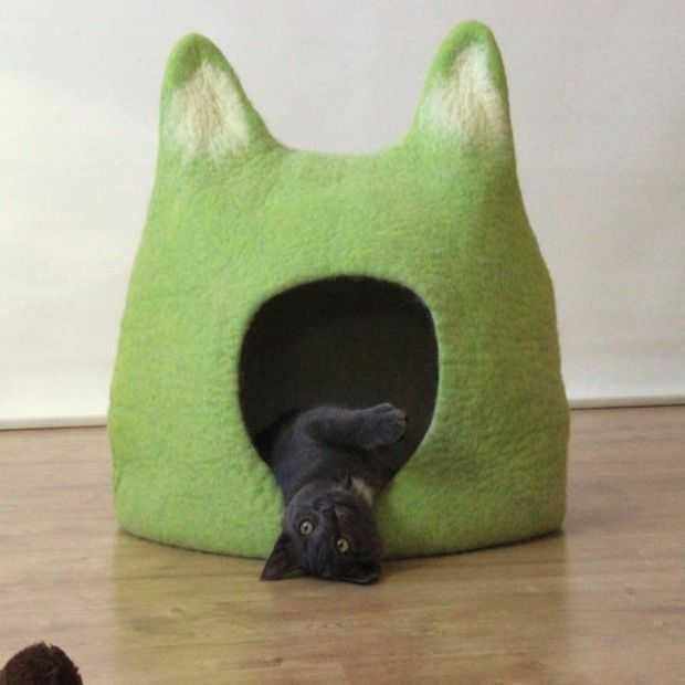 Kattenmandjes voor in moderne en stijlvolle huizen