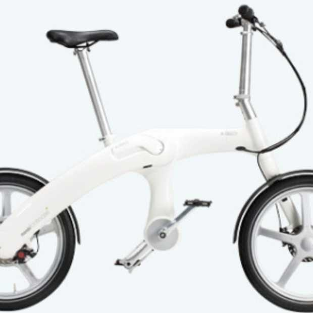 Kettingloze design e-bike