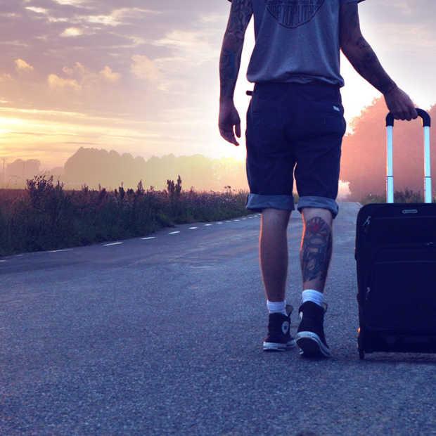 Innovatieve koffers voor op reis