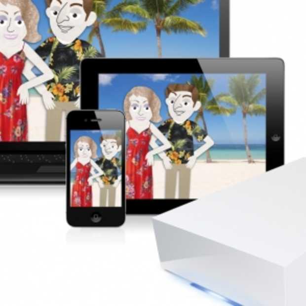 LaCie CloudBox: bestandsdeling voor het hele gezin
