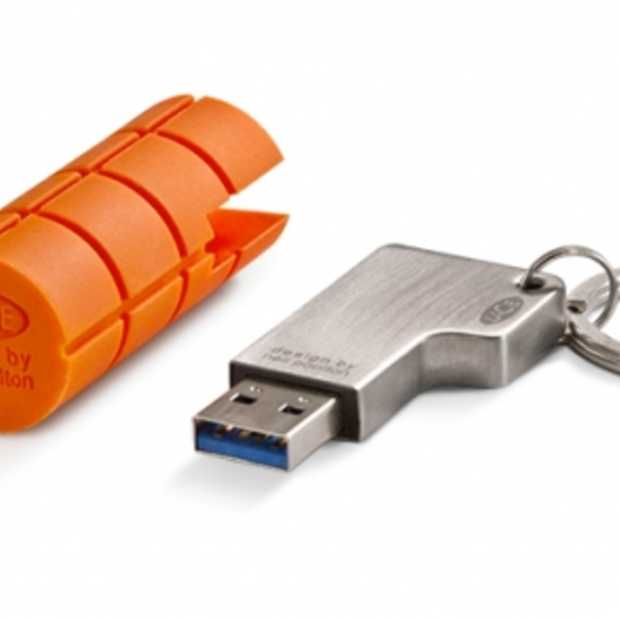 LaCie USB Stick met Bumper