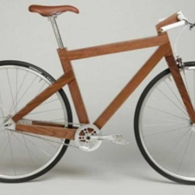 Lagomorph Design houten fiets