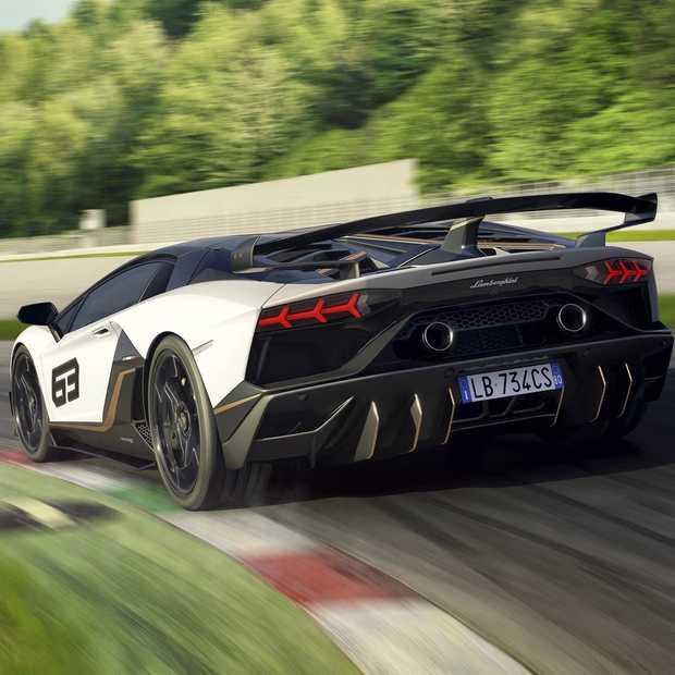 Lamborghini Aventador SVJ voor het eerst in Nederland te zien