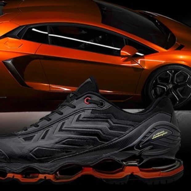 Lamborghini's Wave Tenjin 2 schoenen zien er lekker snel uit