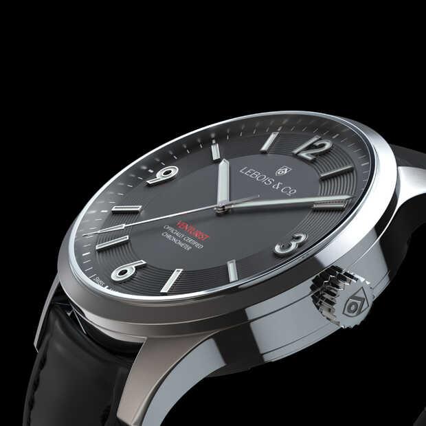 Lebois & Co wil meest persoonlijke luxe horlogemerk worden