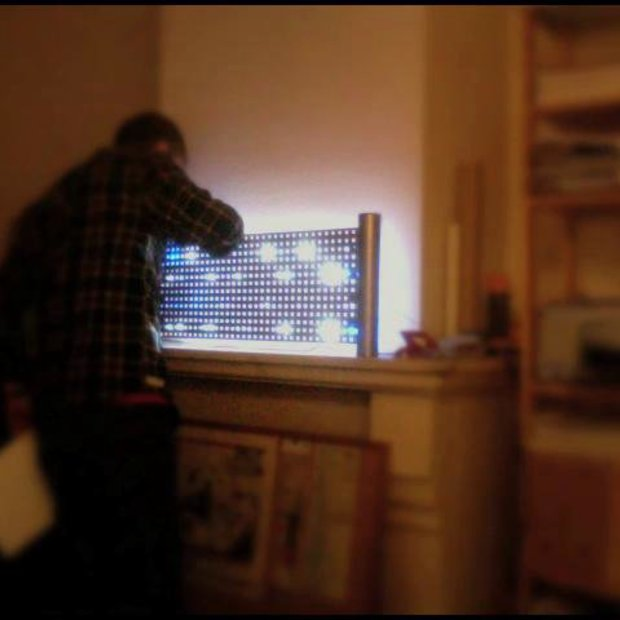 LED'work#1 Stop Motion