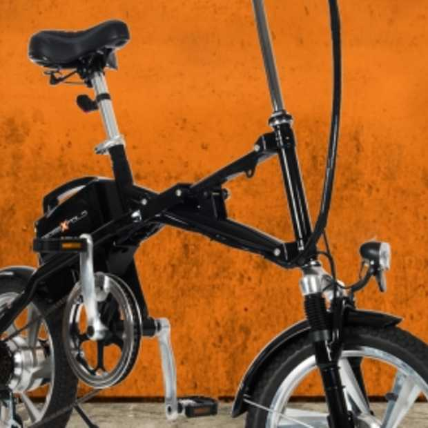 Lenige E-city bike - cool