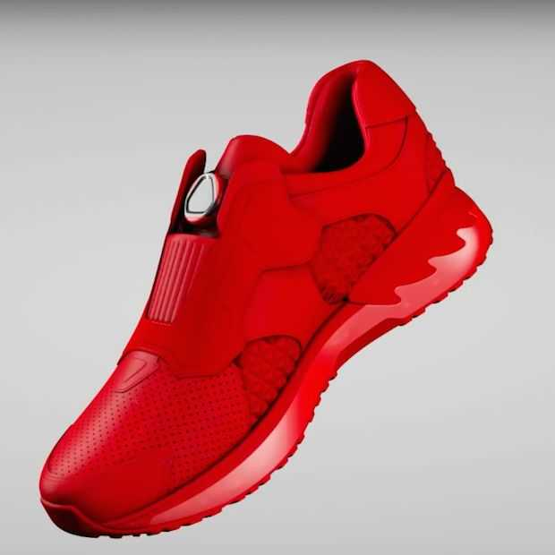 Lenovo Smart Shoes: sportschoen en game controller in één