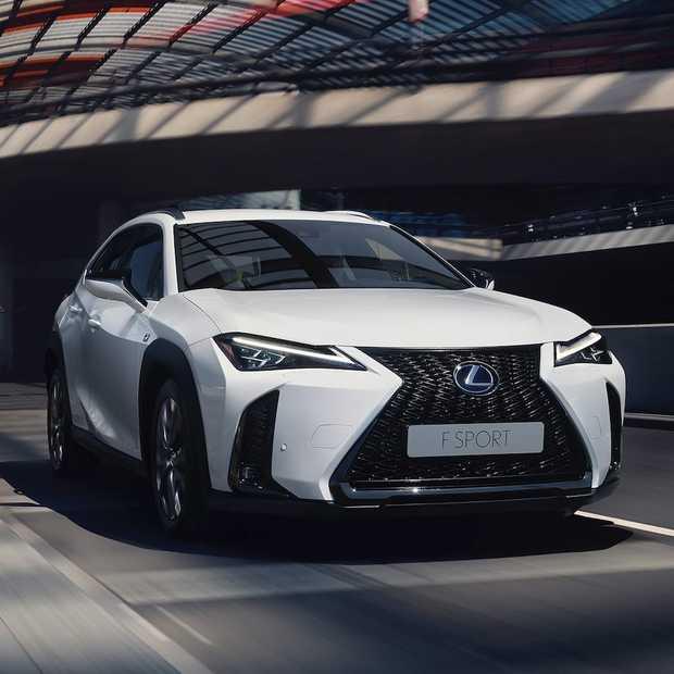 Lexus UX, nieuw style icoon voor dertigers