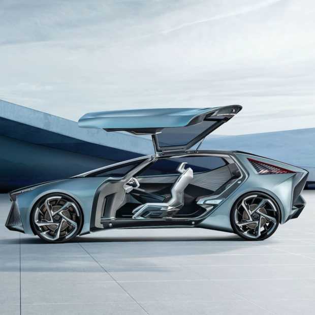 Lexus LF-30 concept, visie op de toekomst van elektrisch rijden