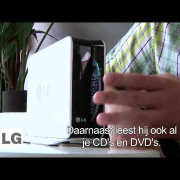LG NAS, N1T1, productinformatie. handige harde schijf, dvd b