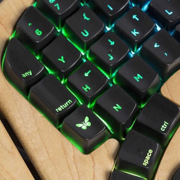 Het mooiste toetsenbord ooit gemaakt