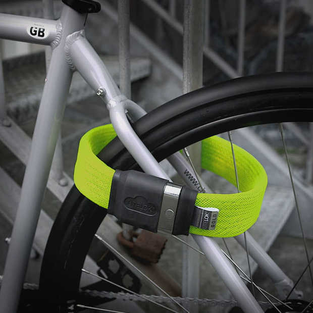 Litelok: lichtgewicht slot voor je fiets