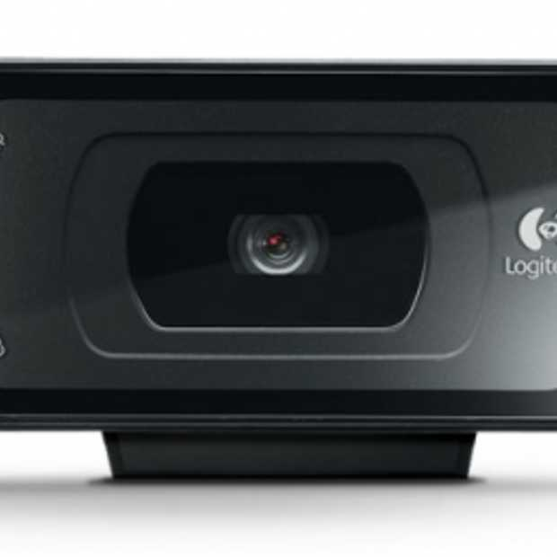Logitech HD Pro Webcam C910 nu Mac-compatibel