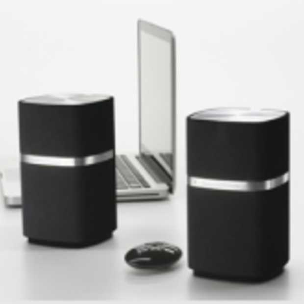 Luidsprekers van Bowers & Wilkins voor Mac en PC