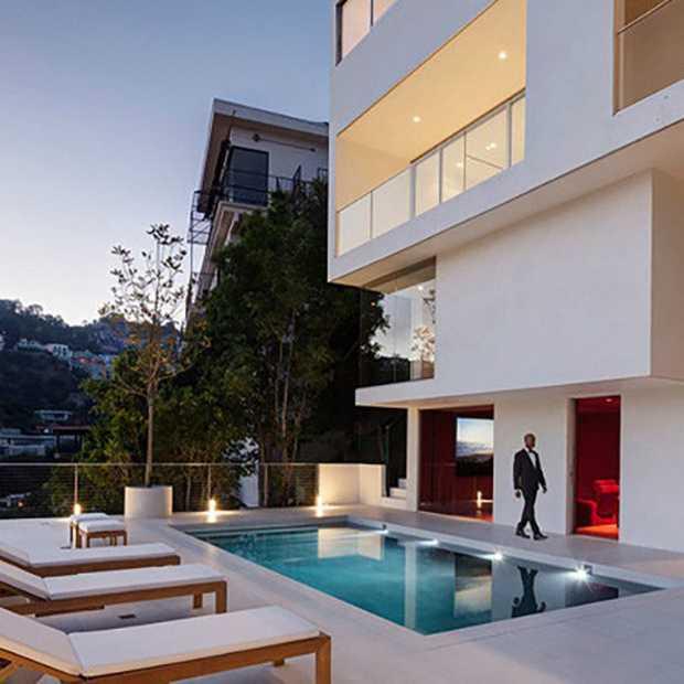 Leuk optrekje: luxe villa in Los Angeles