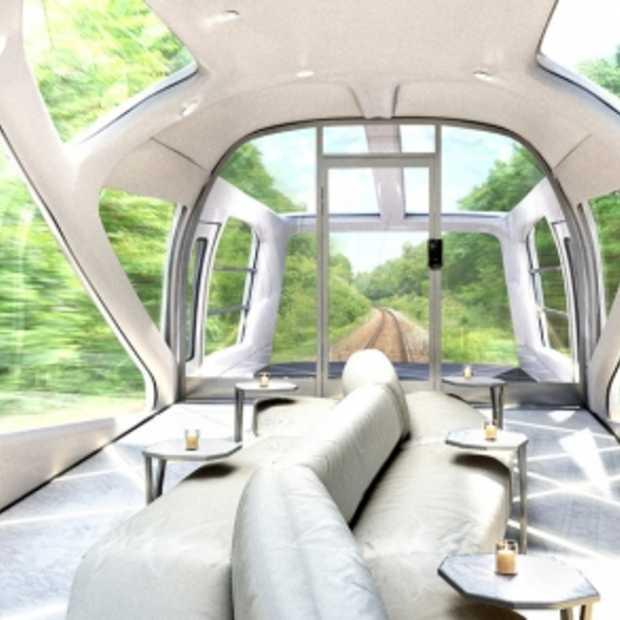 Luxer dan luxe met de JR East Cruise Train!