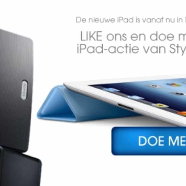 Maak kans op een nieuwe iPad + 2x Sonos PLAY:3 tijdens onze Facebook-actie op StyleCowboys