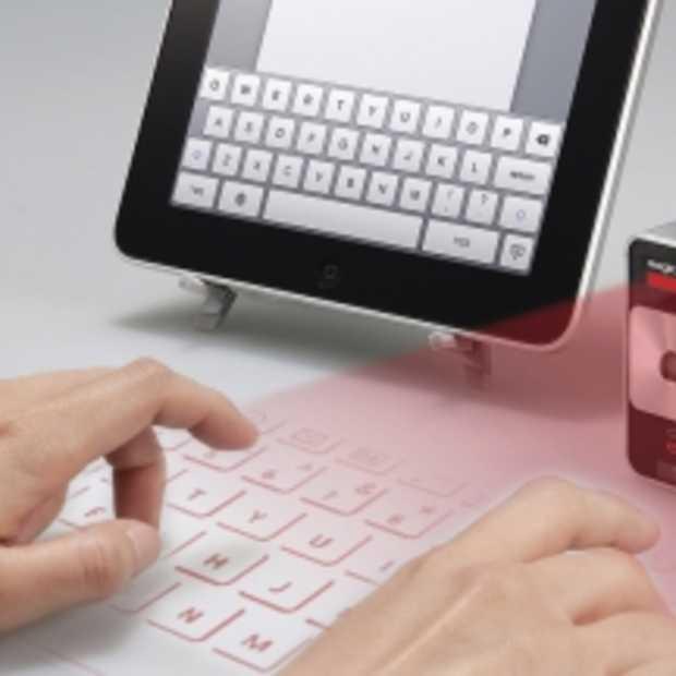 Magic Cube, projectie toetsenbord