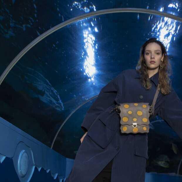Nederlandse ontwerpster maakt Spongebob-tassen voor volwassenen