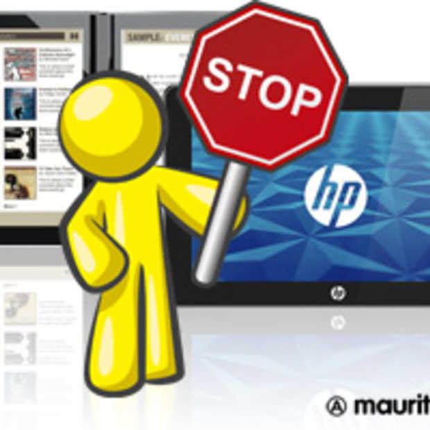 Microsoft: No Courier, HP: No Slate