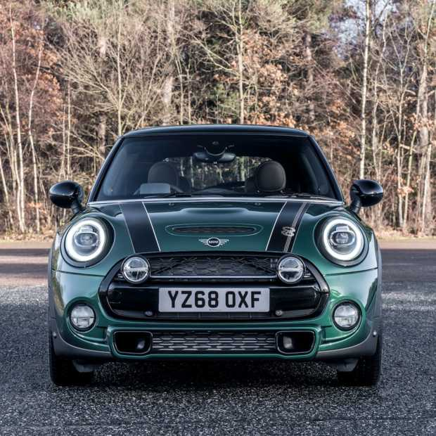 De MINI 60 jaar Limited edition
