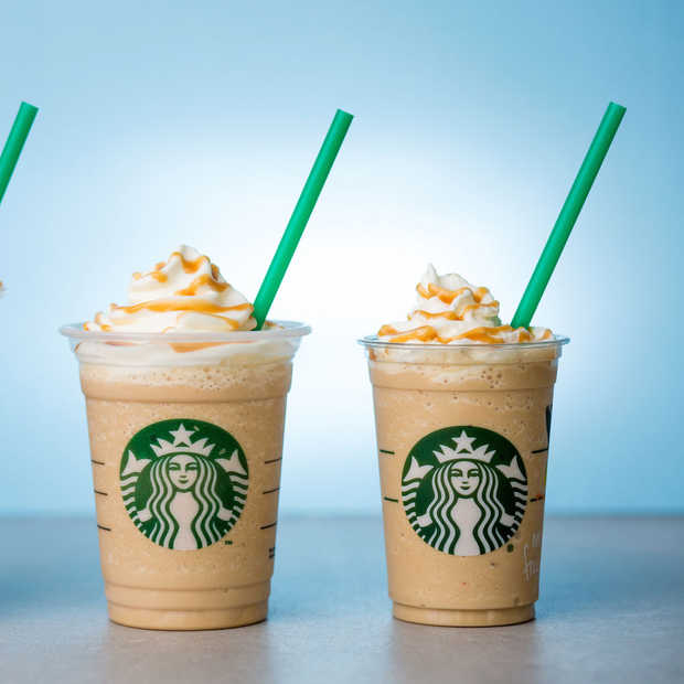 Starbucks introduceert Mini Frappuccino