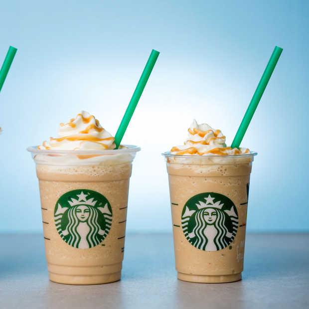 Starbucks introduceert Mini Frappuccino