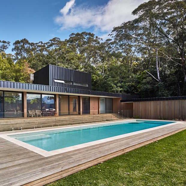 In dit prachtige huis in Australië wil jij wel verblijven!