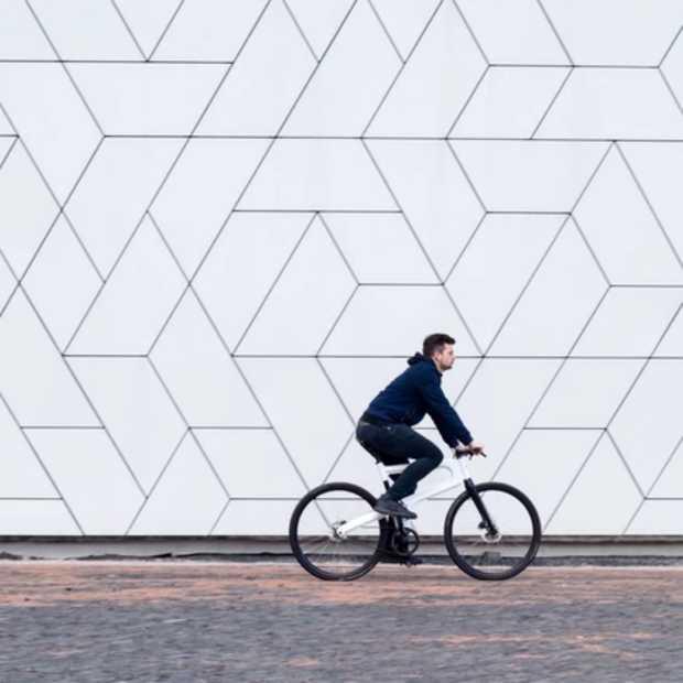 Deze Nederlandse fiets op Kickstarter is héél vet