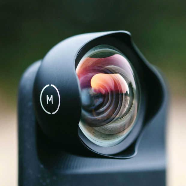 Moment komt met cameralens en battery pack in één voor iPhone 7