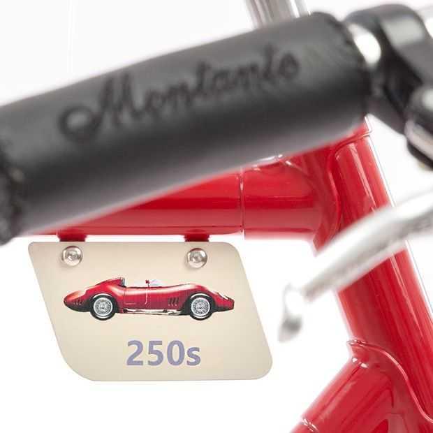 Maserati en Montante lanceren limited single speed racefietsen