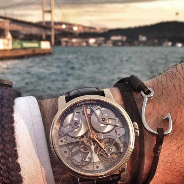 De 10 mooiste horloges van Instagram van afgelopen week