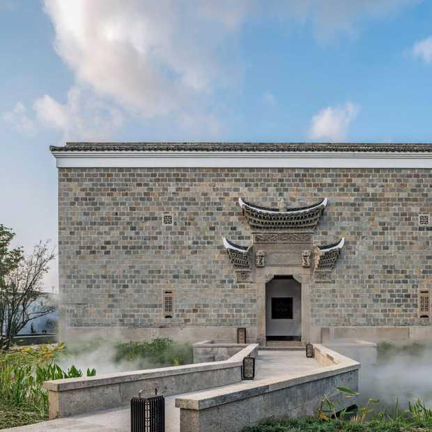 Het mooiste designhotel ter wereld staat in Shanghai, China