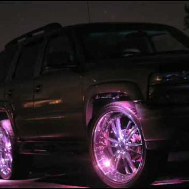 MotionLites LED wheels