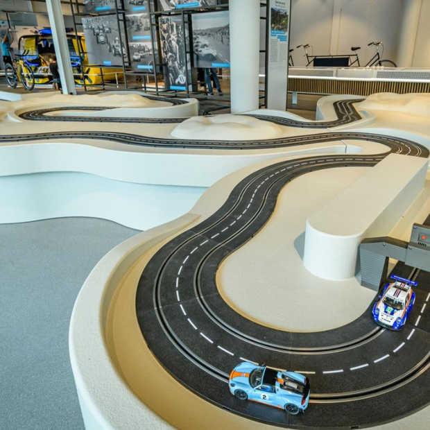 Racen op Zandvoort bij Move Amsterdam