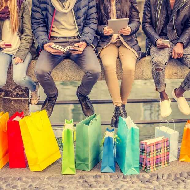 Deze zaterdag is het National Glamour day: shoppen met korting