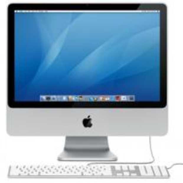 Nieuwe iMac verwacht binnen paar weken