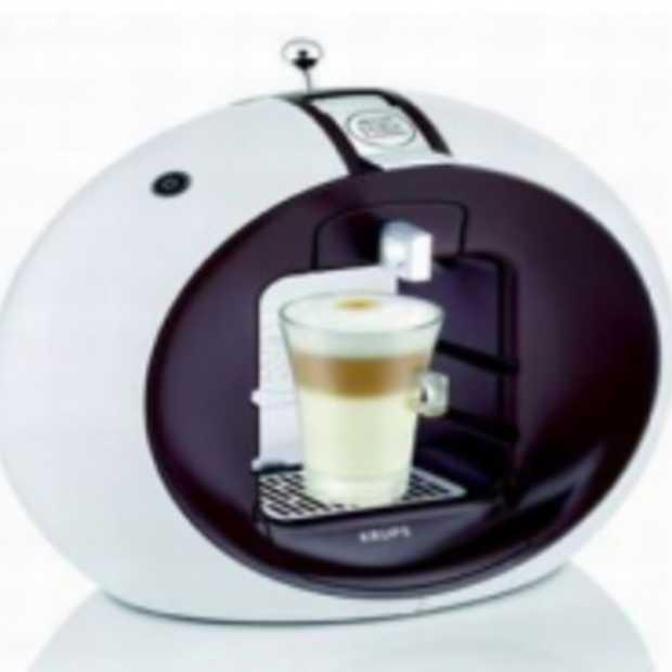 Nieuwe uitvoering Nescafé Dolce Gusto