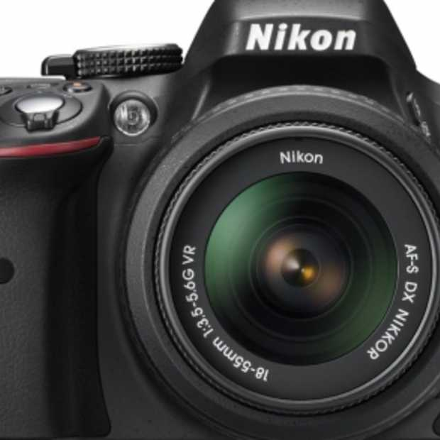 Nikon voegt wifi en GPS toe aan D5300